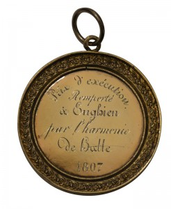 medaille 1807